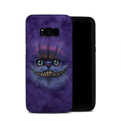 Cheshire Grin Samsung Galaxy S8 Plus Hybrid Case