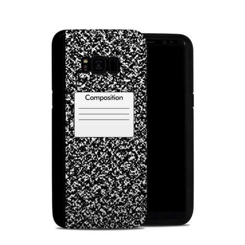 Composition Notebook Samsung Galaxy S8 Plus Hybrid Case