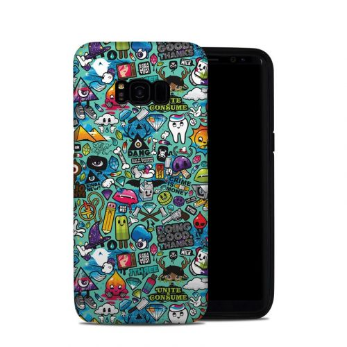 Jewel Thief Samsung Galaxy S8 Plus Hybrid Case