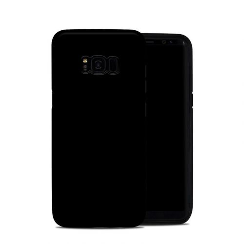 Solid State Black Samsung Galaxy S8 Plus Hybrid Case