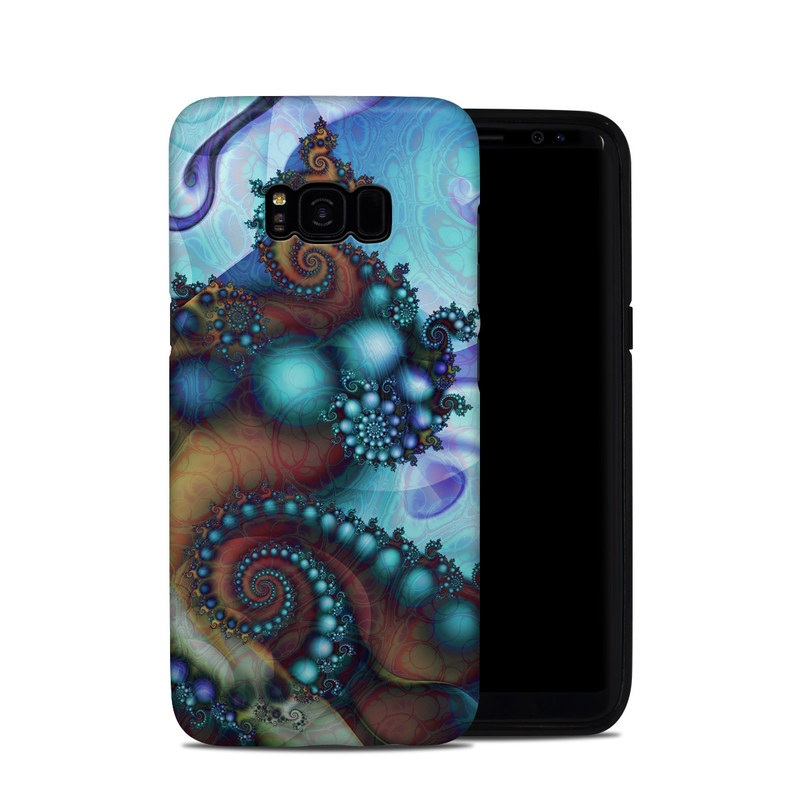 Sea Jewel Galaxy S8 Plus Hybrid Case