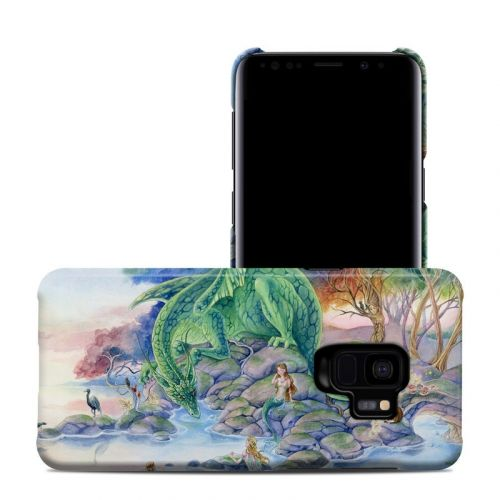 Of Air And Sea Samsung Galaxy S9 Clip Case