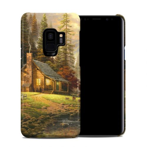 A Peaceful Retreat Samsung Galaxy S9 Clip Case