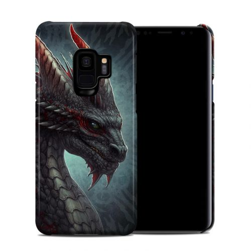 Black Dragon Samsung Galaxy S9 Clip Case