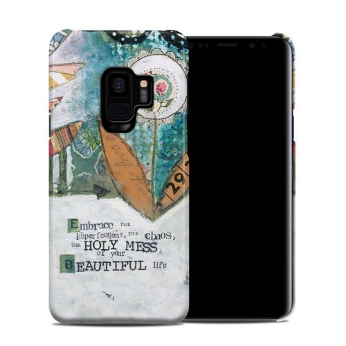 Holy Mess Samsung Galaxy S9 Clip Case