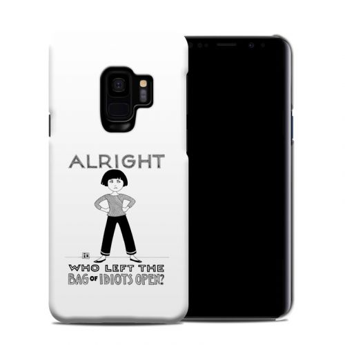 Bag of Idiots Samsung Galaxy S9 Clip Case