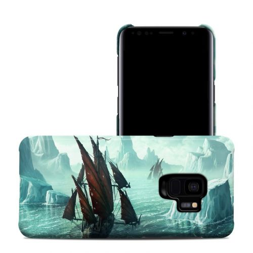 Into the Unknown Samsung Galaxy S9 Clip Case