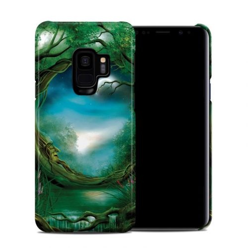 Moon Tree Samsung Galaxy S9 Clip Case