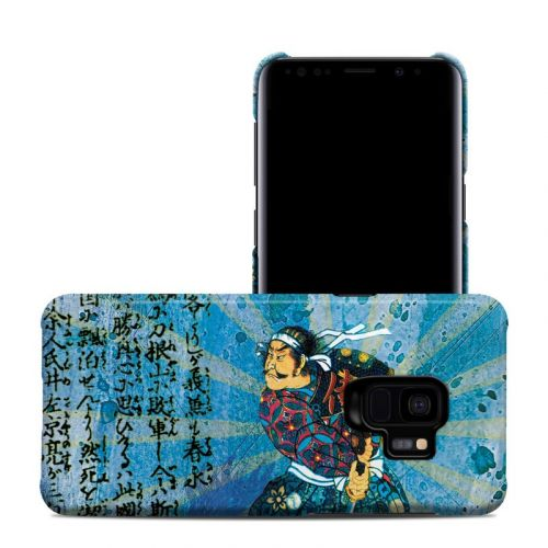 Samurai Honor Samsung Galaxy S9 Clip Case