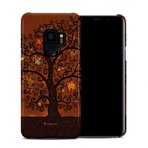 Tree Of Books Samsung Galaxy S9 Clip Case