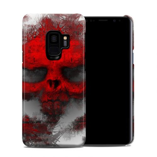 War Light Samsung Galaxy S9 Clip Case