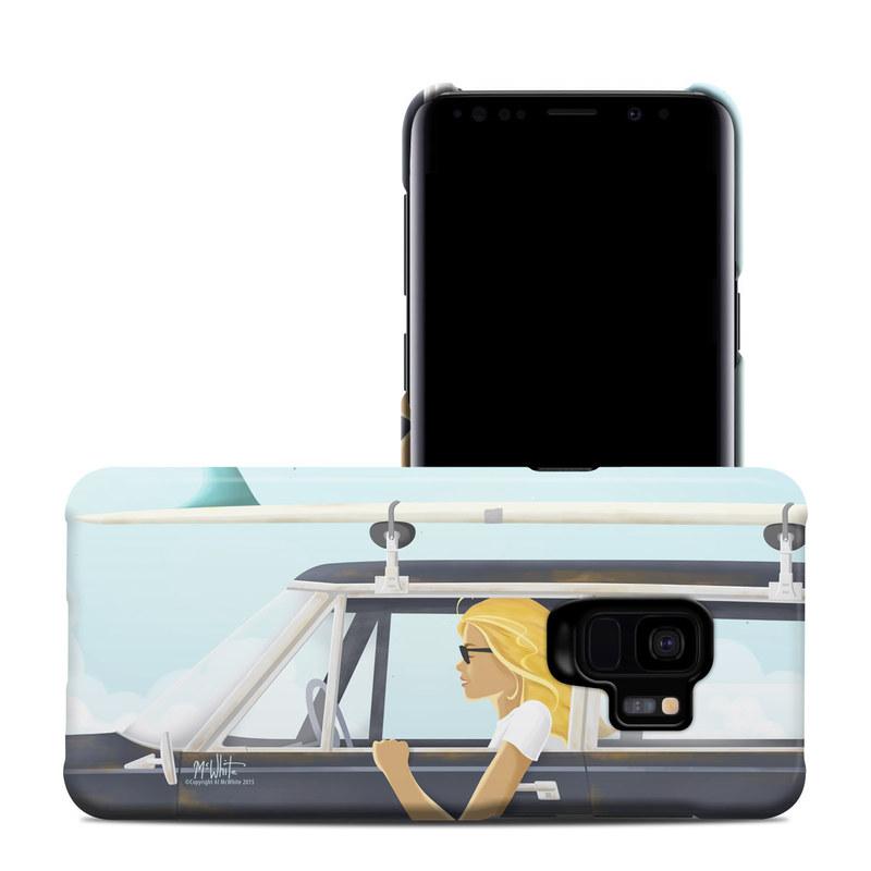 Anticipation Samsung Galaxy S9 Clip Case