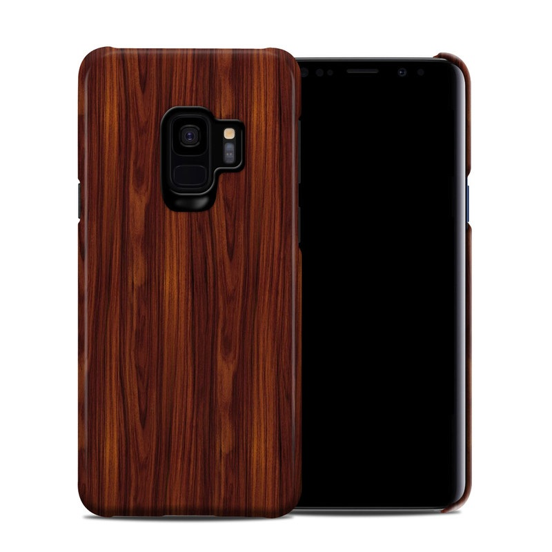Samsung Galaxy S9 Clip Case design of Wood, Red, Brown, Hardwood, Wood flooring, Wood stain, Caramel color, Laminate flooring, Flooring, Varnish with black, red colors