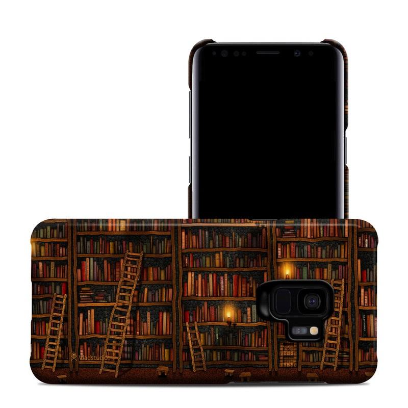 Library Samsung Galaxy S9 Clip Case