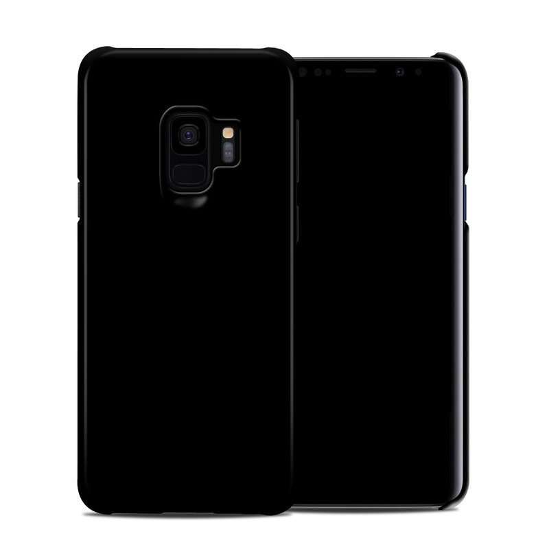 Samsung Galaxy S9 Clip Case design of Black, Darkness, White, Sky, Light, Red, Text, Brown, Font, Atmosphere with black colors