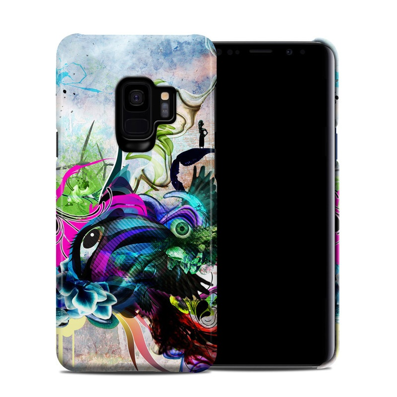 Streaming Eye Samsung Galaxy S9 Clip Case