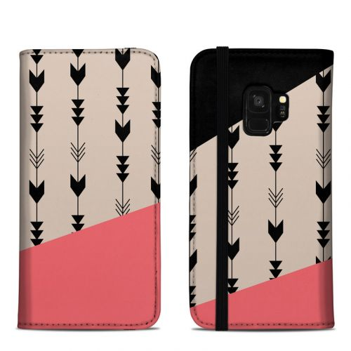 Arrows Samsung Galaxy S9 Folio Case