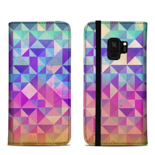 Fragments Samsung Galaxy S9 Folio Case
