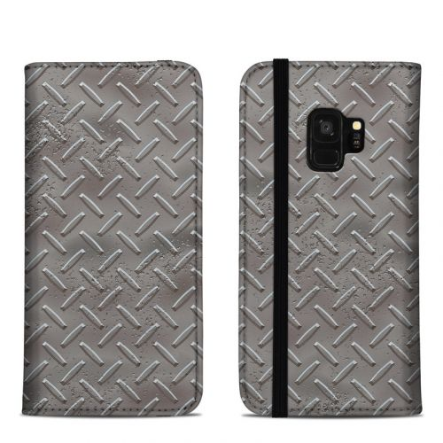 Industrial Samsung Galaxy S9 Folio Case