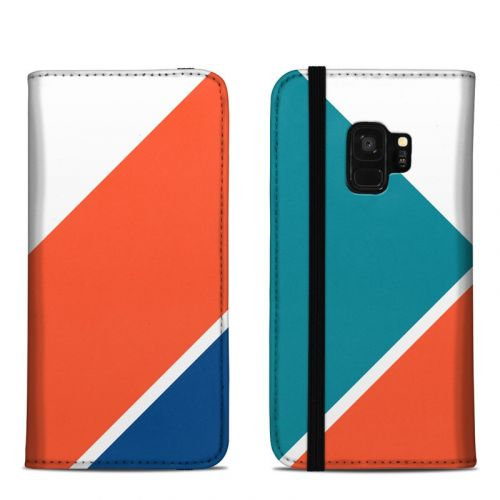 Kathy Samsung Galaxy S9 Folio Case