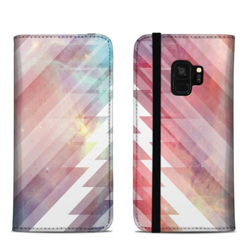 Moving Heavens Samsung Galaxy S9 Folio Case