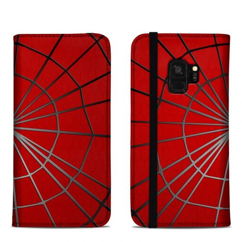 Webslinger Samsung Galaxy S9 Folio Case