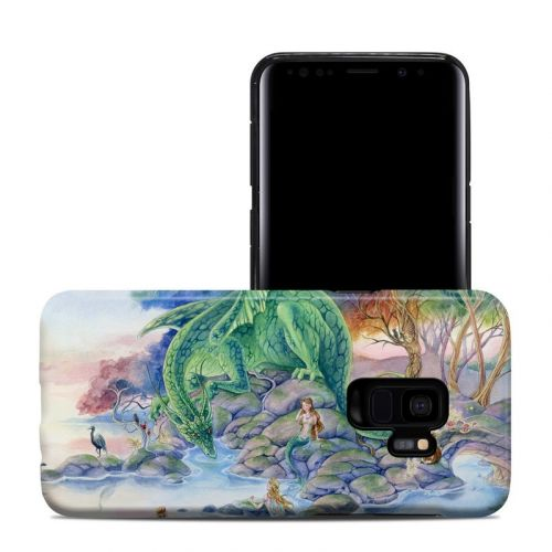 Of Air And Sea Samsung Galaxy S9 Hybrid Case