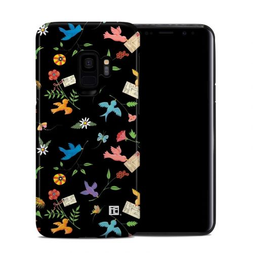 Birds Samsung Galaxy S9 Hybrid Case