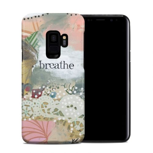 Breathe Samsung Galaxy S9 Hybrid Case