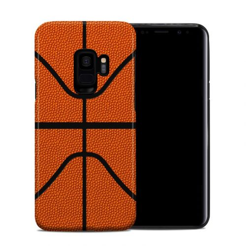 Basketball Samsung Galaxy S9 Hybrid Case