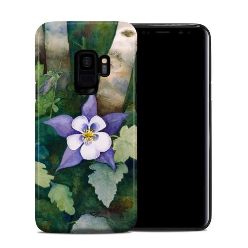 Colorado Columbines Samsung Galaxy S9 Hybrid Case