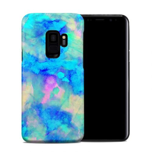 Electrify Ice Blue Samsung Galaxy S9 Hybrid Case
