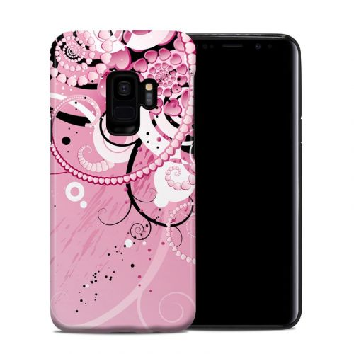 Her Abstraction Samsung Galaxy S9 Hybrid Case