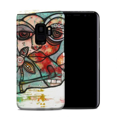Mine Samsung Galaxy S9 Hybrid Case