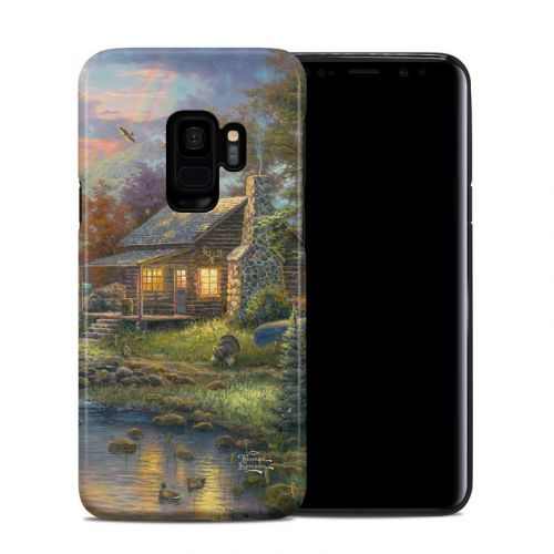 Natures Paradise Samsung Galaxy S9 Hybrid Case