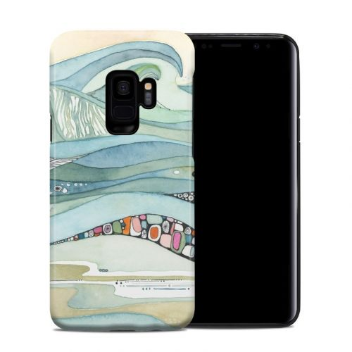 Sea of Love Samsung Galaxy S9 Hybrid Case