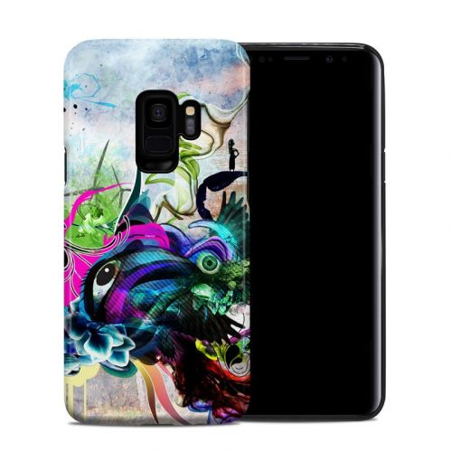 Streaming Eye Samsung Galaxy S9 Hybrid Case