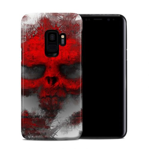 War Light Samsung Galaxy S9 Hybrid Case