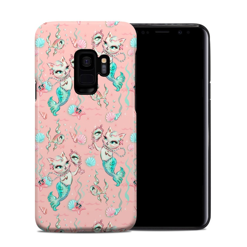 Samsung Galaxy S9 Hybrid Case design of Pink, Green, Pattern, Aqua, Turquoise, Wrapping paper, Teal, Design, Textile, Font with pink, blue, green, white colors