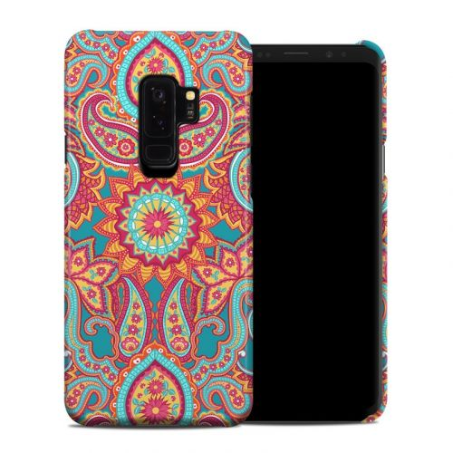 Carnival Paisley Samsung Galaxy S9 Plus Clip Case