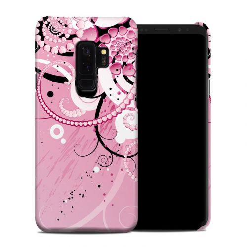 Her Abstraction Samsung Galaxy S9 Plus Clip Case