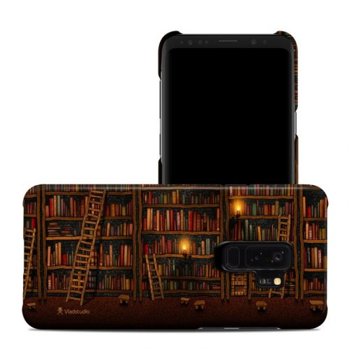 Library Samsung Galaxy S9 Plus Clip Case