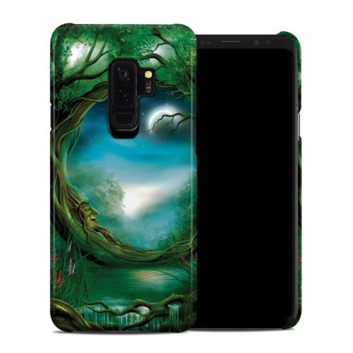Moon Tree Samsung Galaxy S9 Plus Clip Case
