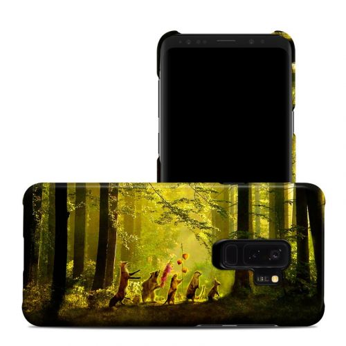 Secret Parade Samsung Galaxy S9 Plus Clip Case