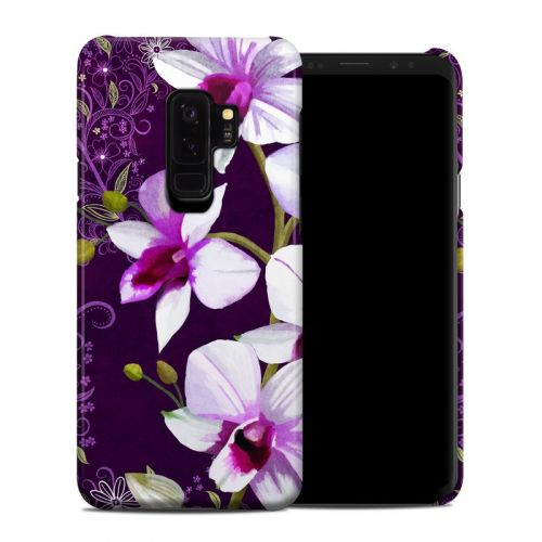 Violet Worlds Samsung Galaxy S9 Plus Clip Case