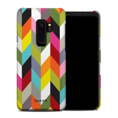 Ziggy Condensed Samsung Galaxy S9 Plus Clip Case