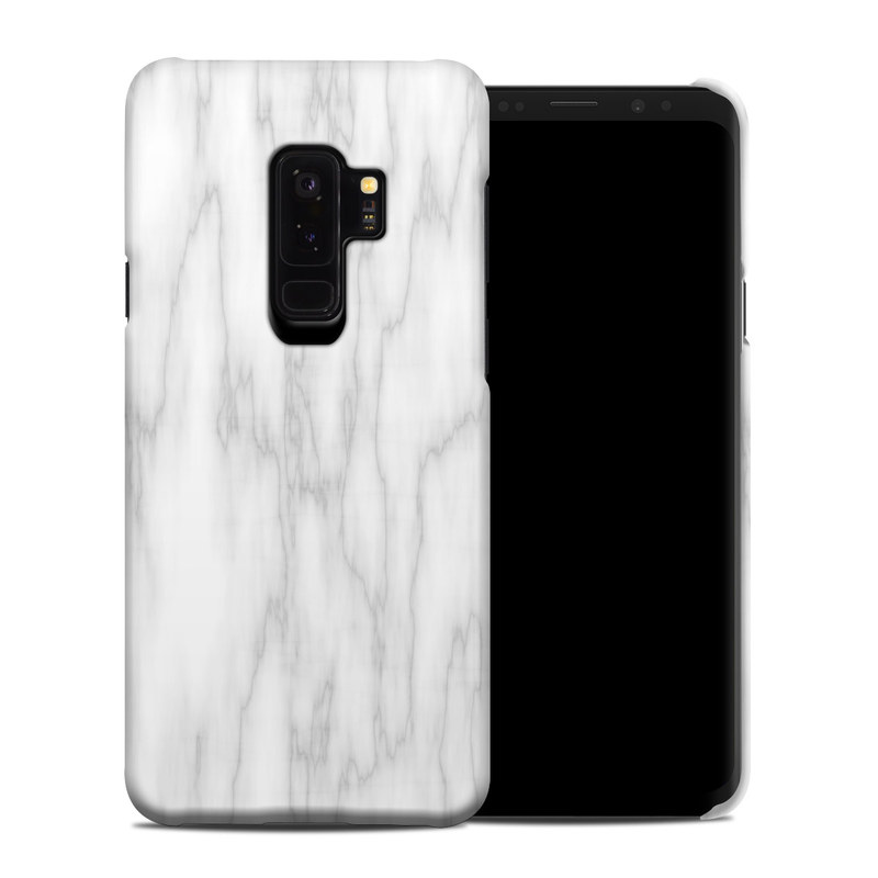 Bianco Marble Samsung Galaxy S9 Plus Clip Case