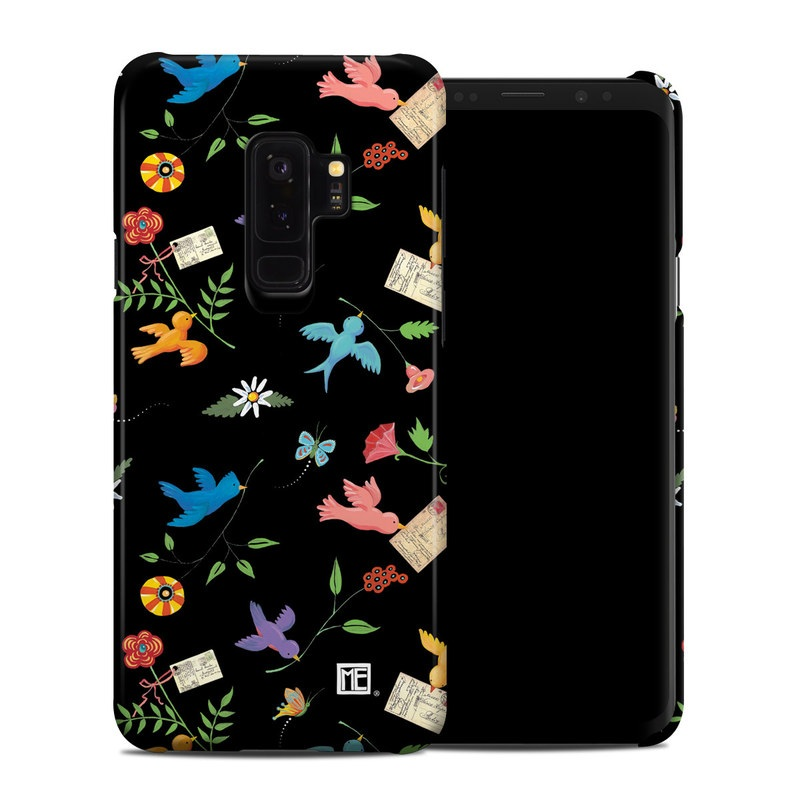 Birds Samsung Galaxy S9 Plus Clip Case