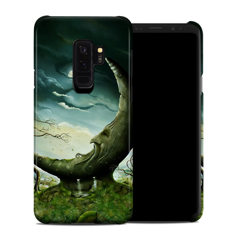 Moon Stone Samsung Galaxy S9 Plus Clip Case