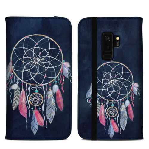 Dreamcatcher Samsung Galaxy S9 Plus Folio Case